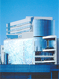 札幌医療リハビリ専門学校 校舎外観